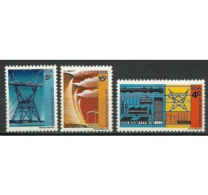 Znaczek Republika Południowej Afryki 1973 Mi 415-417 Czyste **