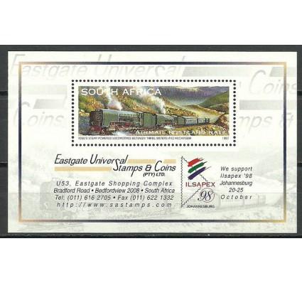 Znaczek Republika Południowej Afryki 1997 Mi bl 66 Czyste **