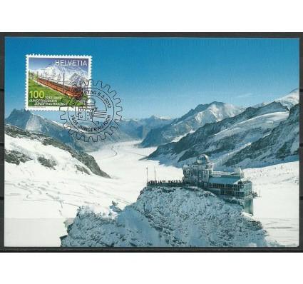 Znaczek Szwajcaria 2012 Mi 2233 Karta Max