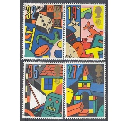 Znaczek Wielka Brytania 1989 Mi 1202-1205 Czyste **