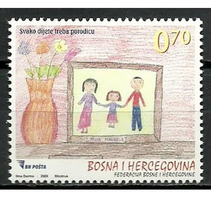 Znaczek Bośnia i Hercegowina 2009 Mi 552 Czyste **