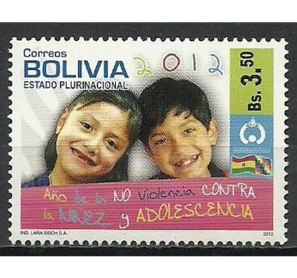 Znaczek Boliwia 2012 Mi 1865 Czyste **