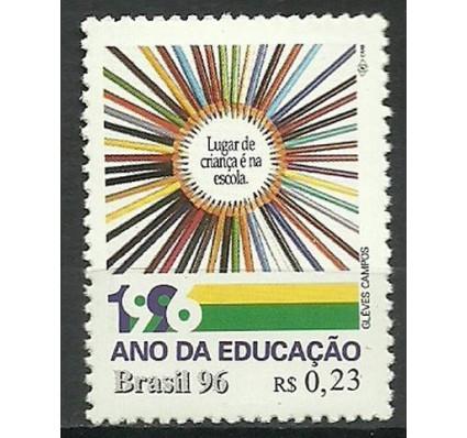 Znaczek Brazylia 1996 Mi 2711 Czyste **