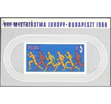 Polska 1966 Mi bl 39 Fi bl 47 Czyste **