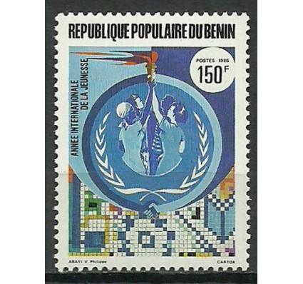 Znaczek Benin 1985 Mi 403 Czyste **