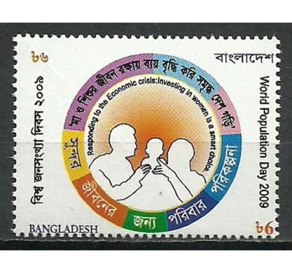 Znaczek Bangladesz 2009 Mi 936 Czyste **