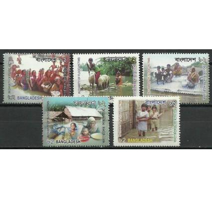 Znaczek Bangladesz 2007 Mi 893-897 Czyste **