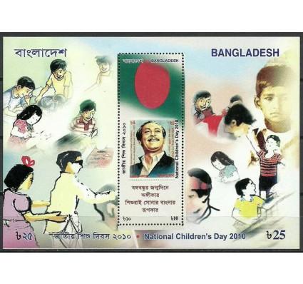 Znaczek Bangladesz 2010 Mi bl 36 Czyste **