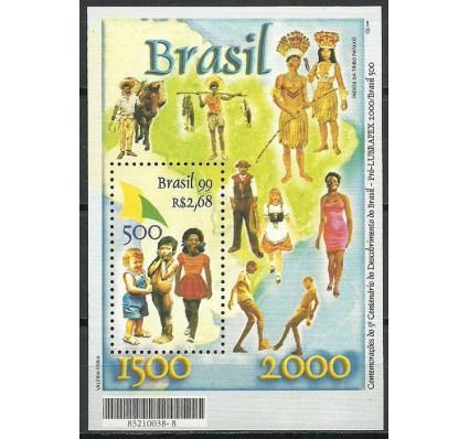 Znaczek Brazylia 1999 Mi bl 108 Czyste **