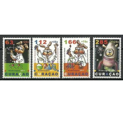 Znaczek Curacao 2011 Mi 57-60 Czyste **