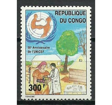 Znaczek Kongo 1996 Mi 1501 Czyste **