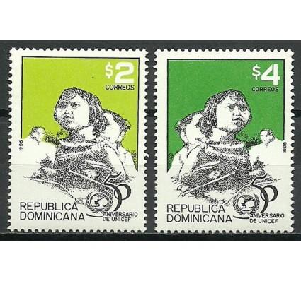 Znaczek Dominikana 1996 Mi 1790-1791 Czyste **