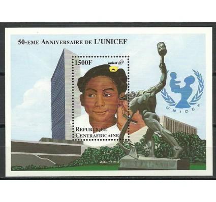 Znaczek Republika Środkowoafrykańska 1997 Mi bl 591 Czyste **