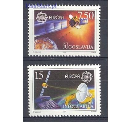 Znaczek Jugosławia 1991 Mi 2476-2477 Czyste **