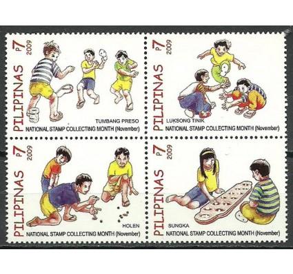Znaczek Filipiny 2009 Mi 4279-4282 Czyste **