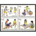 Filipiny 2009 Mi 4279-4282 Czyste **