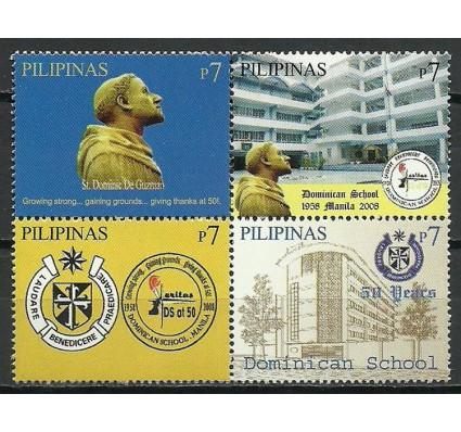 Znaczek Filipiny 2008 Mi 4026-4029 Czyste **