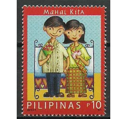 Znaczek Filipiny 2013 Mi 4689 Czyste **