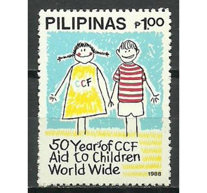 Znaczek Filipiny 1988 Mi 1897 Czyste **