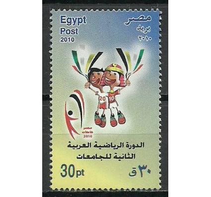 Znaczek Egipt 2010 Mi 2442 Czyste **