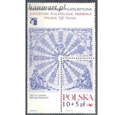 Znaczek Polska 1972 Mi bl 52 Fi bl 90 Czyste **