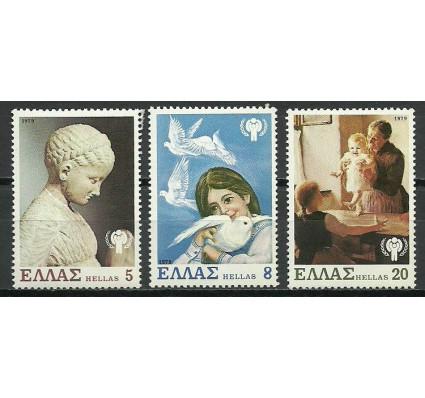 Znaczek Grecja 1979 Mi 1362-1364 Czyste **