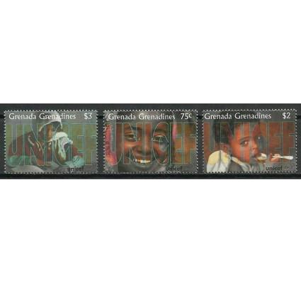 Znaczek Grenada i Grenadyny 1996 Mi 2264-2266 Czyste **