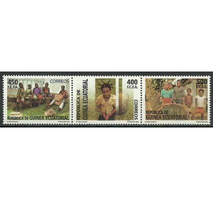 Znaczek Gwinea Równikowa 2008 Mi 2024-2026 Czyste **