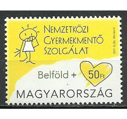 Znaczek Węgry 2011 Mi 5496 Czyste **