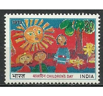Znaczek Indie 1973 Mi 583 Czyste **