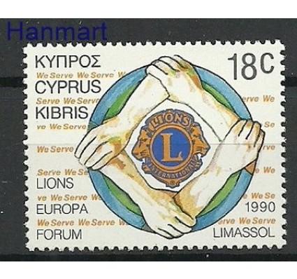 Znaczek Cypr  1990 Mi 747 Czyste **