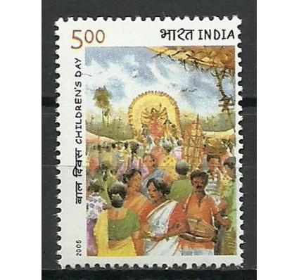 Znaczek Indie 2005 Mi 2107 Czyste **