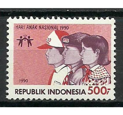Znaczek Indonezja 1990 Mi 1357 Czyste **