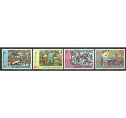Znaczek Indonezja 1992 Mi 1433-1436 Czyste **