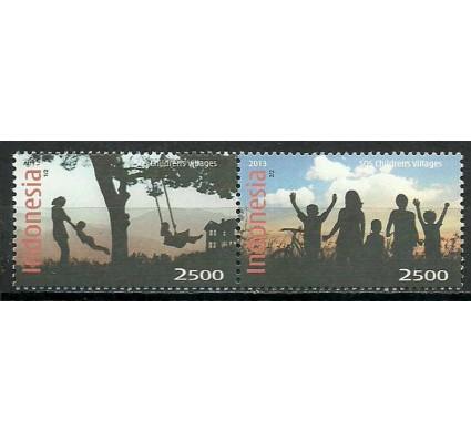 Znaczek Indonezja 2013 Mi 3083-3084 Czyste **