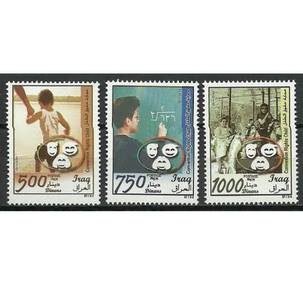 Znaczek Irak 2010 Mi 1814-1816 Czyste **