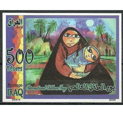 Znaczek Irak 2009 Mi bl 117 Czyste **