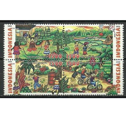 Znaczek Indonezja 2009 Mi 2755-2758 Czyste **