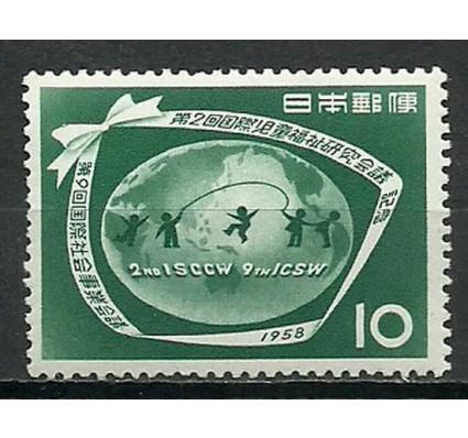 Znaczek Japonia 1958 Mi 692 Czyste **