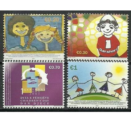 Znaczek Kosowo 2007 Mi 70-73 Czyste **