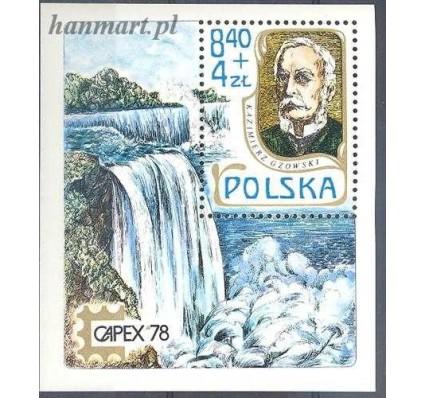 Polska 1978 Mi bl 69 Fi bl 102 Czyste **