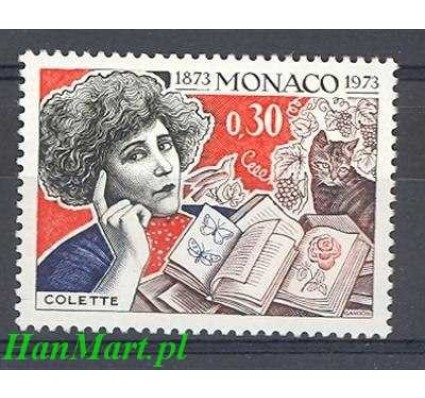 Znaczek Monako 1973 Mi 1076 Czyste **