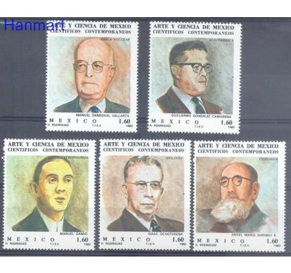 Znaczek Meksyk 1982 Mi 1840-1844 Czyste **