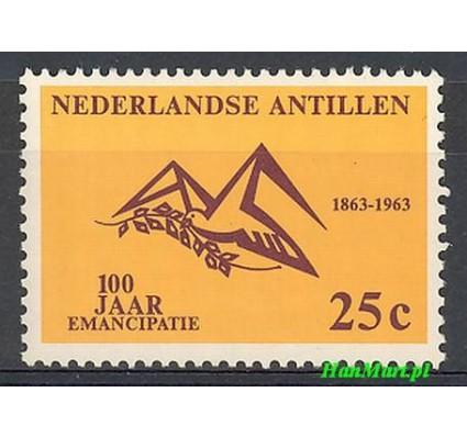 Znaczek Antyle Holenderskie 1963 Mi 130 Czyste **