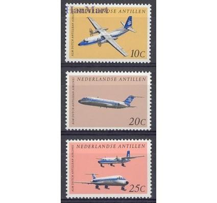 Znaczek Antyle Holenderskie 1968 Mi 198-200 Czyste **