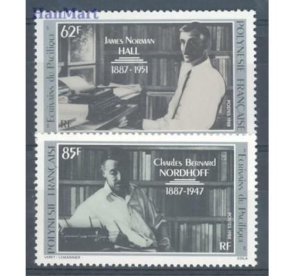 Znaczek Polinezja Francuska 1988 Mi 497-498 Czyste **