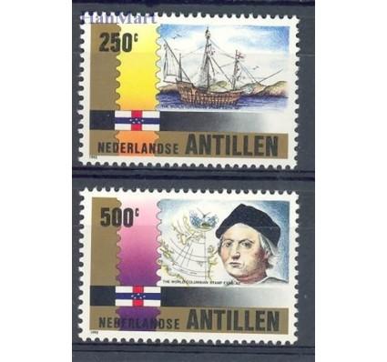 Znaczek Antyle Holenderskie 1992 Mi 750-751 Czyste **