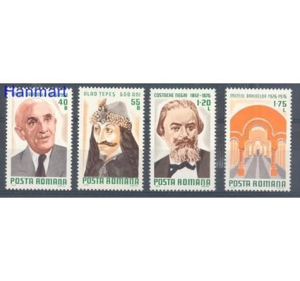 Znaczek Rumunia 1976 Mi 3330-3333 Czyste **