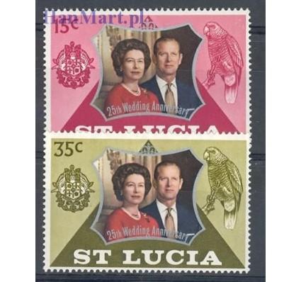 Znaczek Saint Lucia 1972 Mi 320-321 Czyste **