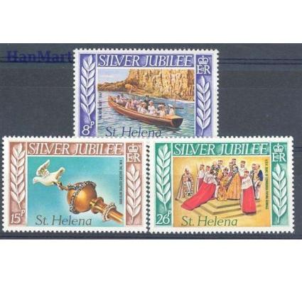 Znaczek Wyspa św. Heleny 1977 Mi 298-300 Czyste **